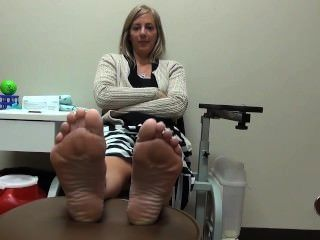Mature soles demand cum pov