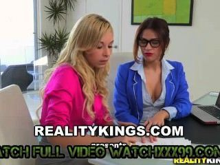Realitykings - We Live Together Grind Girls