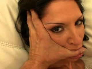 Hungarian Brunette Bambi Rough Sex With Bf