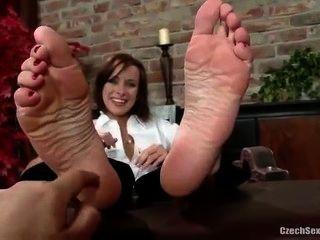 Czech Feet