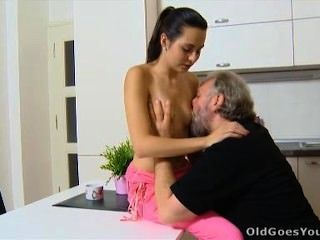 Old Goes Young - Lora And Her Man Are In The Kitchen