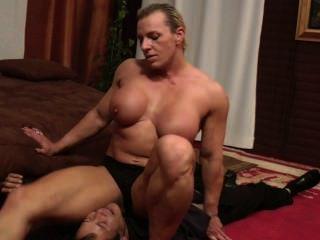 image Naked female bodybuilder angela salvagno