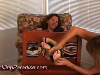 Ticklish Girls