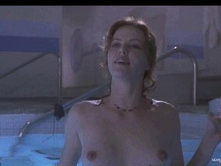 Charlize Theron Nude - Reindeer Games