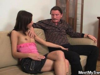 She Seduces Father And Mother In Law Into 3some