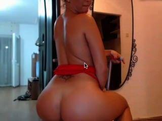 big booty latina dance