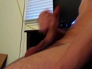 Solo Male Masturbation Jacking Off (first Video)