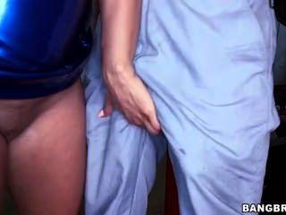 Kiara Mia Oily Booty