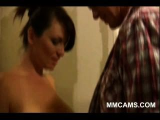 Spying On Stepmom - Mmcams.com