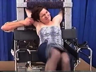 Miss Ticklish Usa Nylons