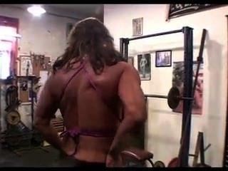 from Taylor female bodybuilder yvonne porn