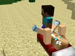 Minecraft Porn Adventures 1