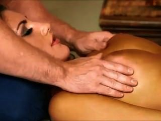 Big Titted Girl Massaged And Banged