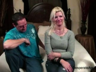 Desperate Amateurs Casting Candy Lexus Nervous Hot Mom Wife Needs Money Now
