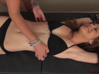 Trixie Tickling