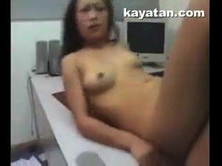 Filipina Officemates Sex Affairs