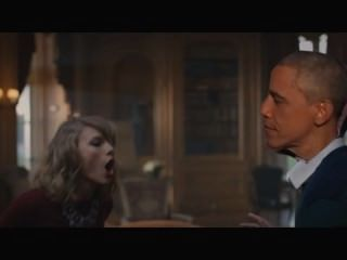 Blank Space Obama Parody
