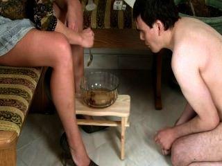 Foot Fuss Slaven