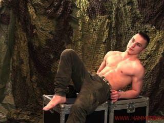 First Casting Sexy Alex Novak From Hammerboys Tv