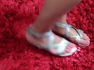 Teen Sandals Show