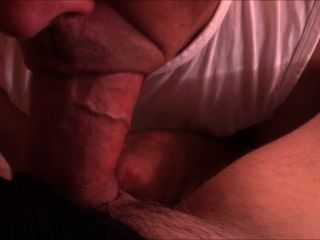 Getting Me Ready To Fuck His Hot Hole