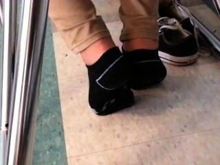 Candid Socks 2