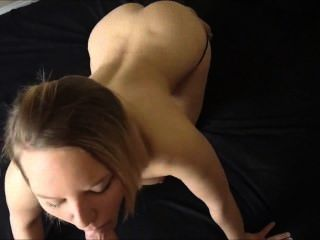 Anal Sex - Pov - Cumming In Her Asshole