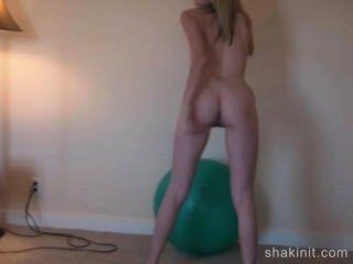 Yoga Ball Workout