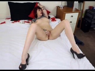 Glorious Redhead Slut Joi