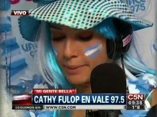 Cathy Fulop Pechos Mundialistas