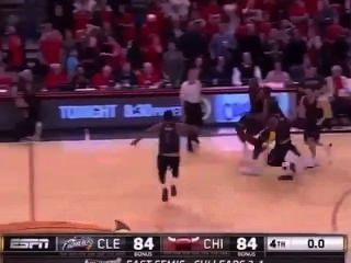 Lebron James Fucks D Rose Up