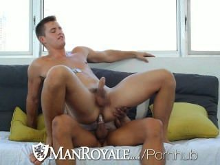 Cooper pussy Joey eating