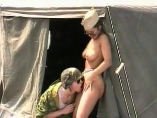 Army Fucking Outside