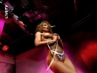 Lynda Leigh - Live Tv Strip