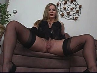 Smoking crack pantyhose masturbate