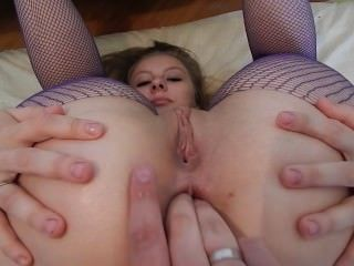 Anal Fisting And Gaping Two Denata