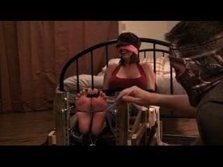 Nat Chair Tickling 2