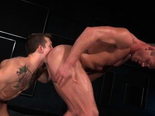Ryan Rose & Sebastian Kross By Falcon Studios