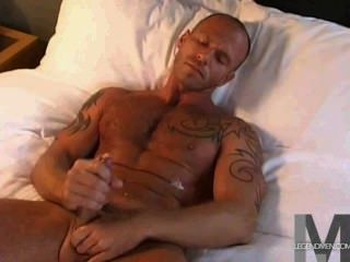 Solo Muscle Cumshot Compilation 4
