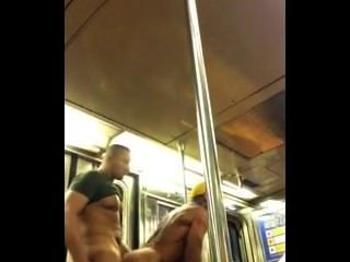 Getting Caught Fucking On Nyc Subway