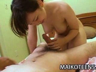 Satsuki Okuno - Cock Craving Japan Teen Succulent Pussy Penetrated