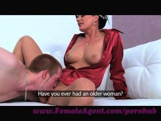 Femaleagent. Afternoon Delight
