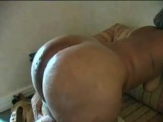 Super Phat Black Booty Fucked Doggystyle
