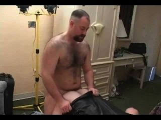 Hairy Bears Doggystyle Sex