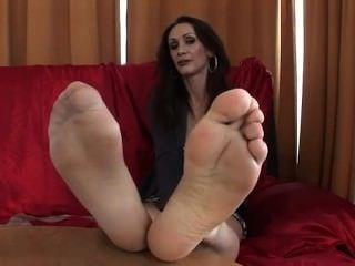 Foot Job Casting