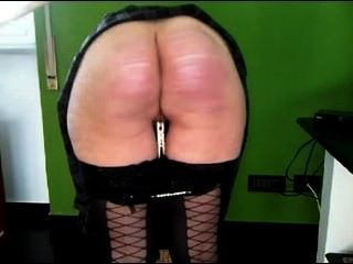 Nice Caning Wife - A
