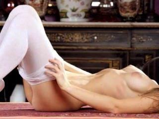 Adorable Russian Masturbation