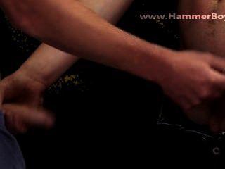 Take Me Steve Johanson And Denis Ruso From Hammerboys Tv