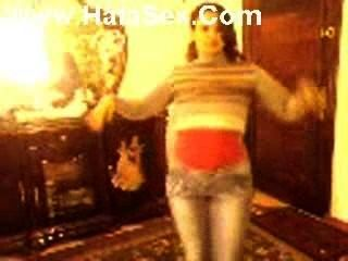 Arab Egyptian Wife Dancing Dirty Dance