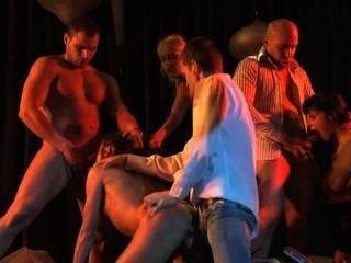 Cecilia Vega Anal Abuse In Brutal Orgy